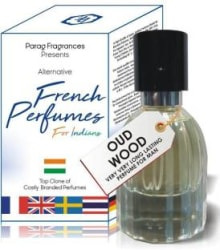 PARAG FRAGRANCES Oud & Wood 35ml French Perfumes For Indians ( A Alternative Perfume of Costly Branded Perfumes ) Best Branded Perfume For Man & Woman / Long Lasting Perfumes Eau de Parfum - 35 ml For Men & Women