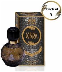 ST.JOHN Cobra Limited Edition Perfume For Men 60ml (PACK OF 4)