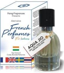 PARAG FRAGRANCES Aqua Jio 35ml French Perfumes For Indians ( A Alternative Perfume of Costly Branded Perfumes ) Best Branded Perfume For Man & Woman / Long Lasting Perfumes Eau de Parfum - 35 ml For Men & Women