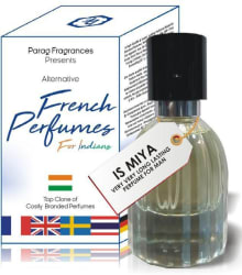 PARAG FRAGRANCES Is Miya 35ml French Perfumes For Indians ( A Alternative Perfume of Costly Branded Perfumes ) Best Branded Perfume For Man & Woman / Long Lasting Perfumes Eau de Parfum - 35 ml(For Men & Women)