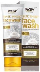 WOW Skin Science Greek Yoghurt Face Wash 100ml Tube