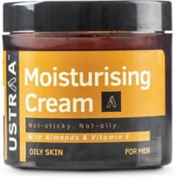 Ustraa By Happily Unmarried Moisturising Cream Ustraa Oily Skin (100 g) 100 g