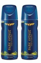Park Avenue Tranquil Deodorant Spray - For Men 200 g, Pack of 2