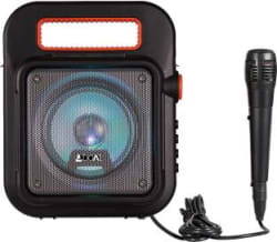 boAt PartyPal 20 15 W Bluetooth Party Speaker Black, Mono Channel
