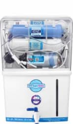 Kent Super Extra 8 L RO + UV + UF + TDS Water Purifier White, Blue