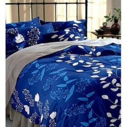 BSB Trendz Multicolor 3D Printed Glace Cotton 144TC Double Bedsheet with 2 Pillow Covers (Set of 1)