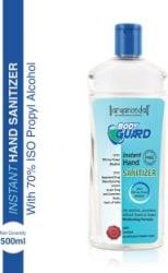 Aryanveda Herbals Bodyguard Disinfectant Gel 500 ml Hand Sanitizer Bottle 500 ml