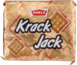 Parle Krack Jack Sweet and Salty Crackers 400 g