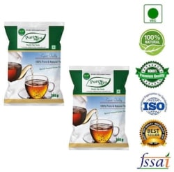 Pure Agro Pure and Natural Tea - 100 g Pack of 2