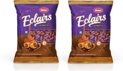 Dukes Eclairs Chocolate Candy 2 x 200 g