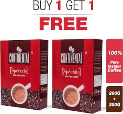 Continental SPECIALE Instant Coffee Powder 200g Bag in Box ( BUY 1 + GET 1 FREE )