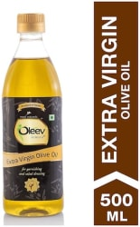 Oleev Extra Virgin Olive Oil - Garnishing & Salad Dressing 500 ml