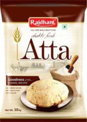 Rajdhani Chakki Fresh Atta 10 kg