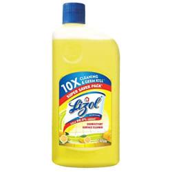 Lizol Disinfectant Surface Cleaner Citrus 975ml