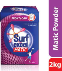 Surf Excel Matic Front Load Detergent Powder 2 kg