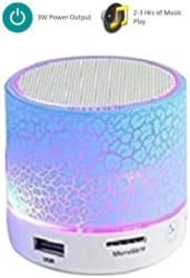 k Dudes JHPB-51 Bluetooth Portable Speaker ( Multi )