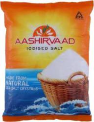 Aashirvaad Iodized Salt 1 kg