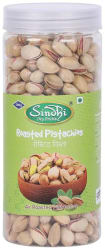 Sindhi Dry Fruits Premium Quality Big Size Roasted Pistachios (500 g)