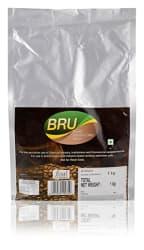 Bru Roasted Coffee Beans, 1 kg