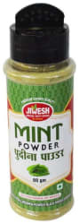 Jiwesh Special Tasty Spices Pudina, Mint Powder For Food And Snacks 80g