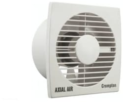 Crompton Greaves Axial Air 150 mm Economy Exhaust Fan ( White , Pack of 1 )