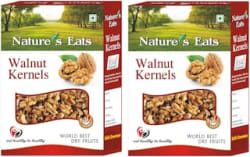 Nature s Eats Walnut Broken Kernel 250g ( Pack of 2 )