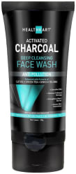 HealthKart Activated Charcoal Deep Cleansing Face Wash;100 g (Pack of 1)