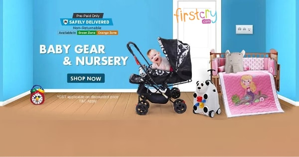 Baby Gear & Nursing