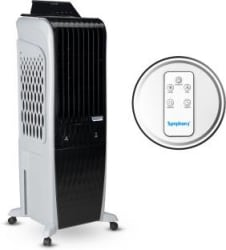 Symphony 30 L Tower Air Cooler(Black, Diet 3D-30i)