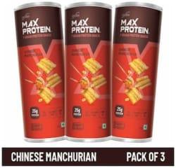 RiteBite Max Protein Chips - Chinese Manchurian 150g - Pack of 3