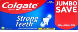 Colgate Strong Teeth Toothpaste 500 g, Pack of 3