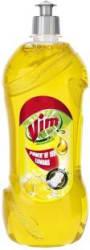 Vim Dish Cleaning Gel(Lemon, 750 ml)