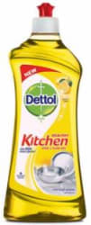Dettol Kitchen Slab and Dish Cleaning Gel Lemon Fresh, 750 ml