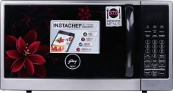 Godrej 30 L Convection & Grill Microwave Oven GME 730 CR1 PZ, Wine Lily
