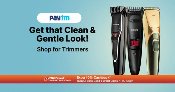 Grooming Appliances For You