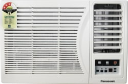 Panasonic 1 Ton 3 Star Window AC - White(CW-YC1216YA R22, Copper Condenser)