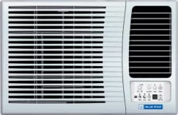 Blue Star 1 Ton 3 Star Window AC - Milky White 3W12LA, Copper Condenser