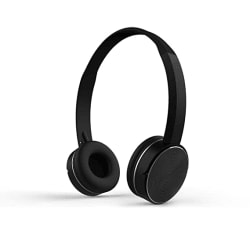 Molife Groove Plus Bluetooth 5.0 Wireless Headphone with HD Stereo Sound and Mic (Black)