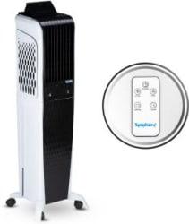 Symphony 55 L Tower Air Cooler Black, Diet 3D-55i+