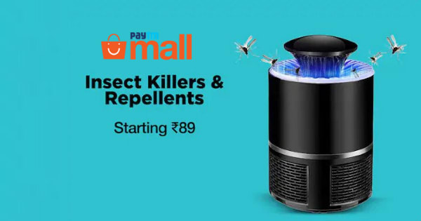 Starting Rs.89 Insect Killers and Repellents