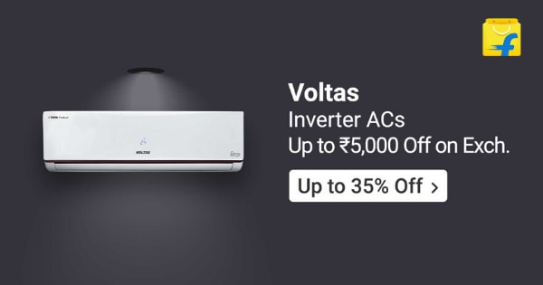 Up to 35% off on ACs