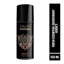 Fresh Essential Gas Deodorant, Addict, 150 ml