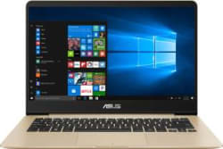 Asus ZenBook Core i5 8th Gen - (8 GB/256 GB SSD/Windows 10 Home) UX430UA-GV573T Thin and Light Laptop 14 inch, Gold Metal, 1.3 kg