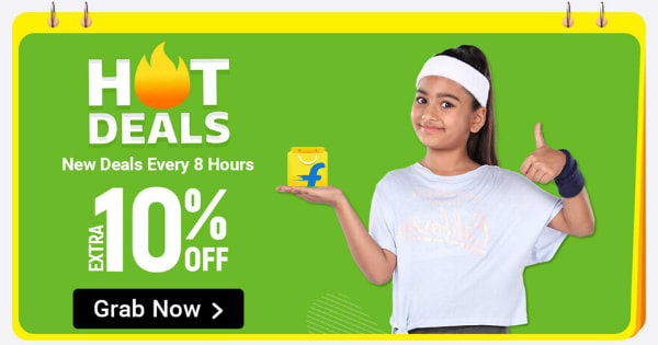 Extra 10% off on Hot Deals