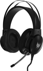 Acer Predator Galea 300 Wired Headset Gaming Headphone Black, Wired over the head