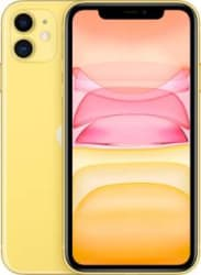 Apple iPhone 11 (Yellow, 64 GB)