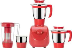 Butterfly Mixer Grinder Xing 750 W Juicer Mixer Grinder Red, 4 Jars