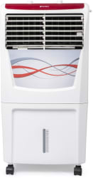 Sansui 37 L Room/Personal Air Cooler White, Red, Zephyr 37