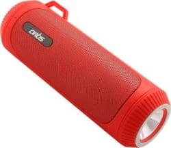 Artis BT22 8 W Bluetooth Speaker Red, 2.0 Channel