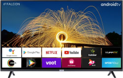 iFFALCON by TCL 79.97cm (32 inch) HD Ready LED Smart Android TV with Google assistant tv HDR 10 and Dolby Audio 32F2A